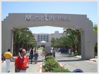 Bachelor Tour Magic Life Manar 2006