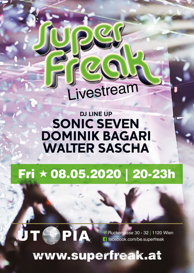 10 Years Superfreak! Livestream